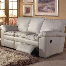 <strong>Omnia Furniture</strong> El Dorado Leather Reclining Sofa