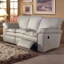 <strong>Omnia Furniture</strong> El Dorado Leather Reclining Loveseat
