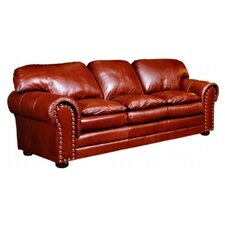 <strong>Omnia Furniture</strong> Torre Leather Sofa