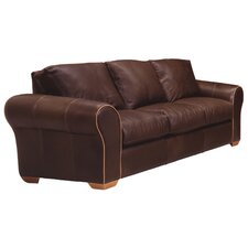 <strong>Omnia Furniture</strong> Scottsdale L Leather Sofa