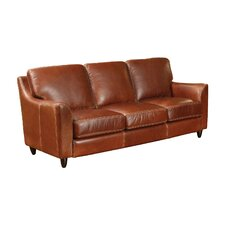 <strong>Omnia Furniture</strong> Great Texas Leather Sofa