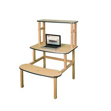 "<strong>Wild Zoo</strong> Adventure Series 31"" Childrens Student Desk"