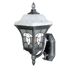 Abington Estate Bottom Mount Outdoor Wall Lantern