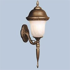 Glenn Aire Bottom Mount Wall Lantern