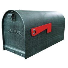 Titan Steel Post Mounted Mailbox