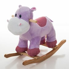 Henrietta the Rocking Hippo