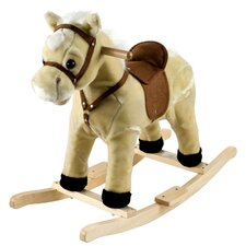 <strong>Happy Trails</strong> Sing and Sound Rocking Lil Rick The Horse