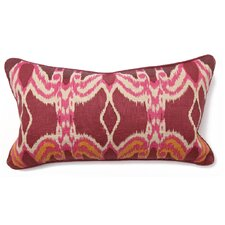 Bohemian Chic Eva Ikat Pillow