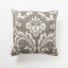 Baroque and Roll Lucie Stone Pillow