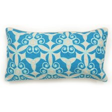 Carnaby Street Feliciy Embroidered Pillow