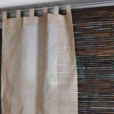 Sophie Tabtop Curtain Single Panel