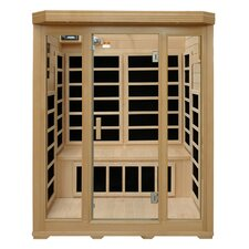 Basic Series 3 Person Carbon FAR Infrared Sauna