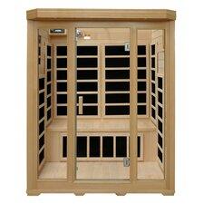 Basic Series 3 Person Carbon FAR Infrared Sauna