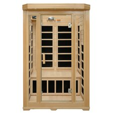 Basic Series 2 Person Carbon FAR Infrared Sauna