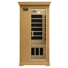 Family Series 1 Person Carbon FAR Infrared Sauna