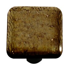 "<strong>Hot Knobs</strong> Metallic 1.5"" Square Knob"