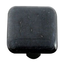 "Metallic 1.5"" Square Knob"