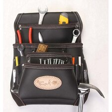 10 Pocket Contractors Tool Pouch Bag