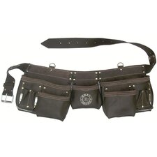 <strong>Born Tough</strong> 11 Pocket Tool Bag Belt / Tool Apron