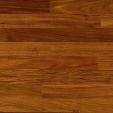 "2-5/8"" Solid Hardwood Santos Mahogany Flooring"