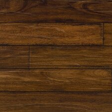 "5-1/2"" Brazilian Chestnut Antiquity Hand-Scraped 3/4"" Solid Line"