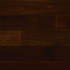 "5-1/2"" Solid Hardwood Brazilian Walnut Flooring"