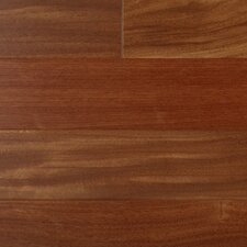 "5"" Engineered Hardwood Santos Mahogany Flooring"