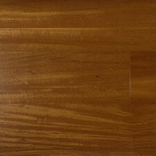 "<strong>IndusParquet</strong> 6-1/4"" Engineered Hardwood Timborana Flooring in Clearvue Urethane"