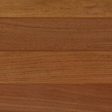 "<strong>IndusParquet</strong> 6-1/4"" Engineered Hardwood Brazilian Cherry Flooring in Clearvue Urethane"