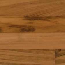 "5"" Engineered Hardwood Tigerwood Flooring"