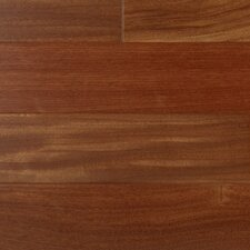 "3"" Engineered Hardwood Santos Mahogany Flooring in Clearvue Urethane"