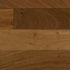 "<strong>IndusParquet</strong> 6-1/4"" Engineered Hardwood Amendoim Flooring in Clearvue Urethane"