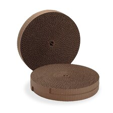 <strong>Bergan Pet Products</strong> Turbo Linerboard Cat Scratcher Replacement Pad