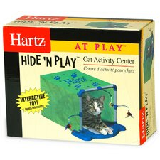 At Play Hide 'N Play Cat Activity Center