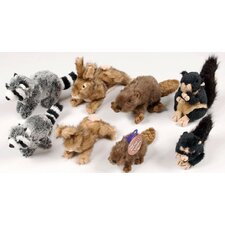 Small Nature's Collection Plush Dog Toy