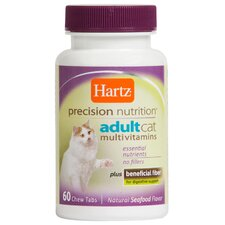 Precision Nutrition Adult Cat Multivitamin (60 Count)