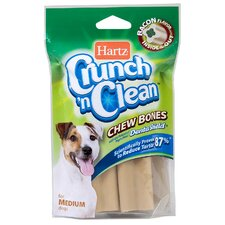 Crunch 'N Clean Chew Bone Dog Treat