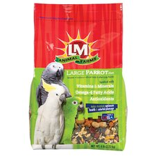 Bonanza Gourmet Large Parrot Diet Food