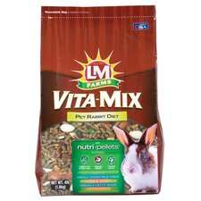 Vita-Mix Rabbit Food - 4 lbs