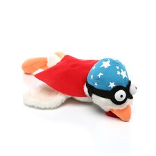 <strong>Hartz</strong> Chicken Design Sling Shot Plush Dog Toy