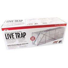 "<strong>Miller Mfg</strong> 32"" Single Door Live Trap"