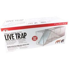 "42"" Single Door Live Trap"