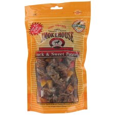 <strong>Smokehouse Pet Products</strong> 8 Oz. Duck and Sweet Potato Dog Treat