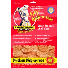 Chicken Jerky Chip-A-Roo's™  Dog Treat