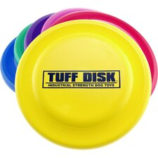 Tuff Disk Dog Toy
