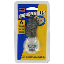 <strong>Petsport USA</strong> Mouse Ball Cat Toy