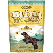 Mini Natural Chicken Flavored Treat