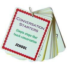 Conversation Starters - School