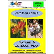 Learn To Talk About Nature and Outdoor Play