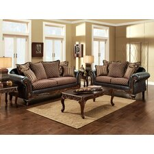 Constantine Ornate Living Room Collection